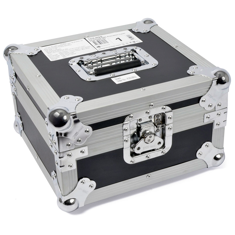BEAMZ LS-1W HS-PRO Animation Laser RGB yhteensä <b><font color=red>1000mW</font></b> (Red 500mW, Green 100mW, Blue 400mW), DMX-, auto- tai ääniohjaus SD-korttipaikka sekä softa, valmiina 500 sädekuvioa ja graafista kuvioa. Luokka 4
