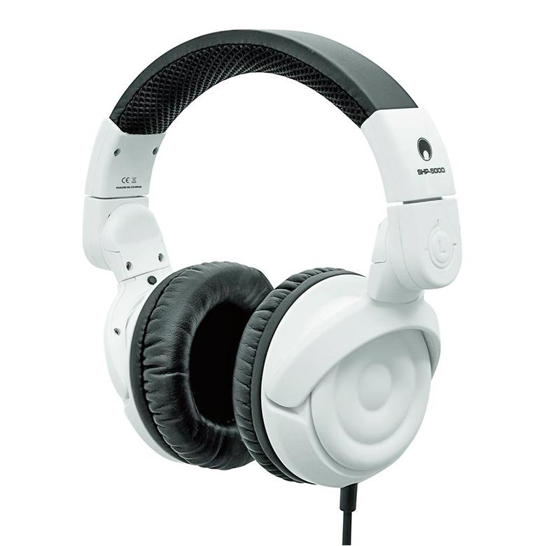 OMNITRONIC SHP-5000 DJ-kuulokkeet upeat , discoland.fi