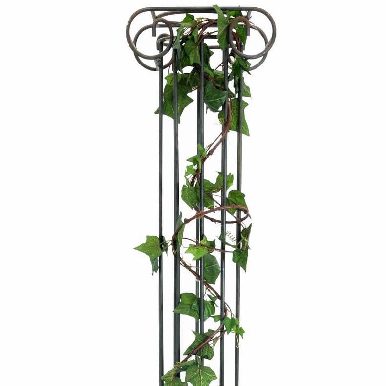 EUROPALMS 350cm Murattiköynnös, vihreä, helppo taivuttaa vaikka hääpöydän koristeeksi.