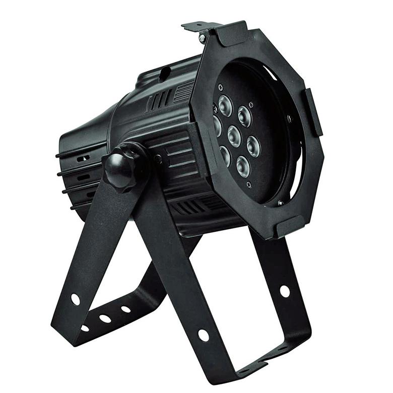 EUROLITE LED ML-30 UV-valaisin 7x 1W UV-, discoland.fi