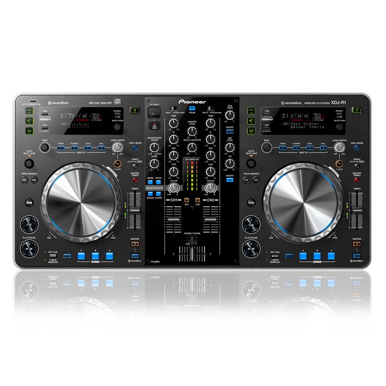 PIONEER XDJ-R1 DJ CD kontrolleri CD-soit, discoland.fi