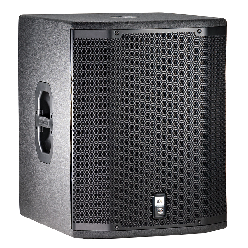 JBL PRX418S 18� Passiivisubwoofer RMS 80, discoland.fi