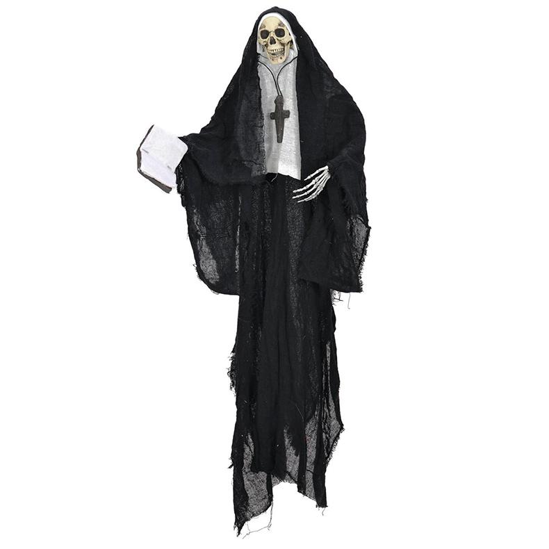EUROPALMS Halloween sisko luuranko ripus, discoland.fi