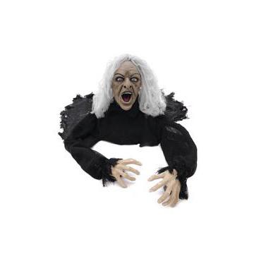 EUROPALMS Halloween Zombie vanha mies, a, discoland.fi