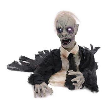 EUROPALMS Halloween Zombie, elävöitett, discoland.fi
