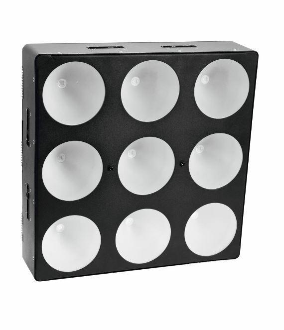 POISTO EUROLITE CBC-3 LED-paneeli, 9x 15, discoland.fi