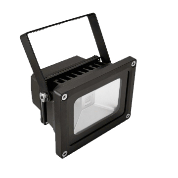 EUROLITE LED FL-10 UV-valaisin 10W UV CO, discoland.fi