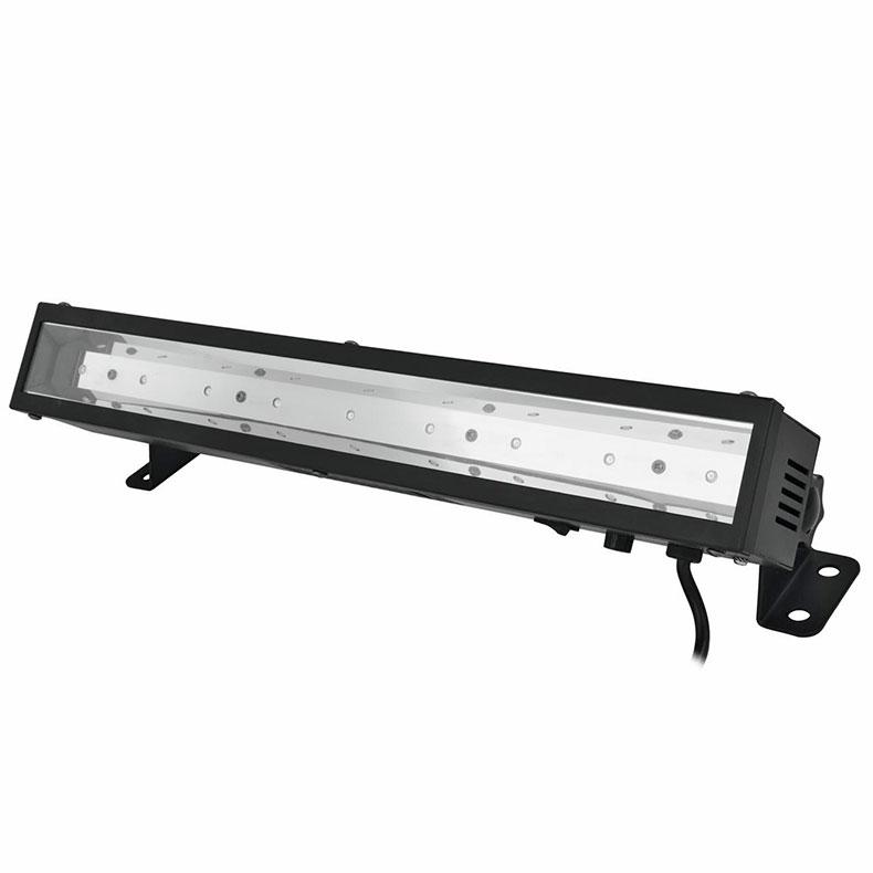 EUROLITE LED BAR-9 UV-valopalkki 9x 1W U, discoland.fi