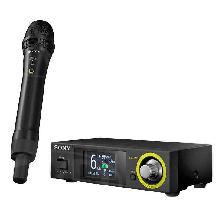 SONY DWZ-M70 Langaton mikrofonijärjeste, discoland.fi