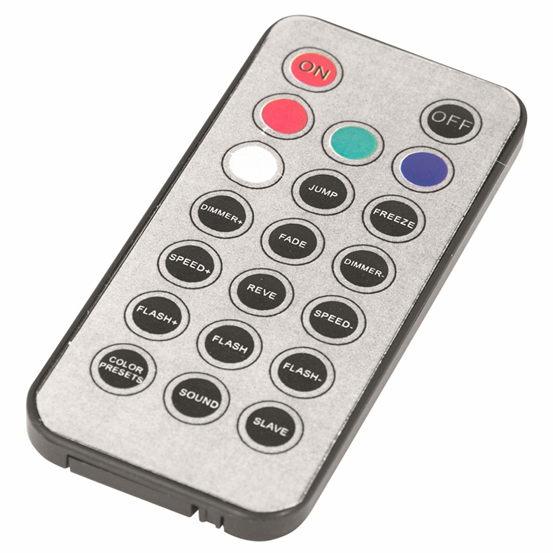 EUROLITE IR-3 kauko-ohjain, soveltuu use, discoland.fi