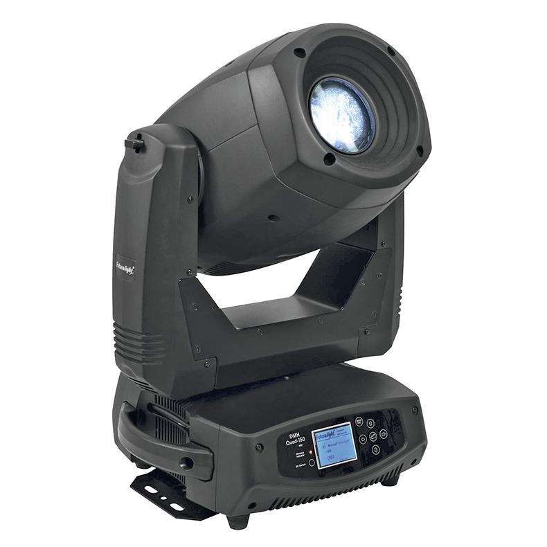 FUTURELIGHT DMH Quad-150 LED Moving Head, discoland.fi