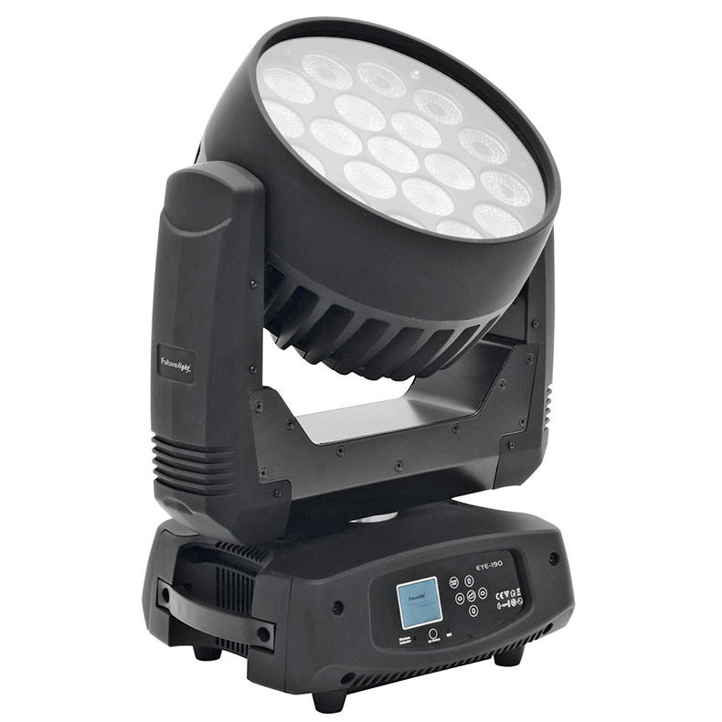 FUTURELIGHT EYE-190 Zoom LED Moving Head, discoland.fi