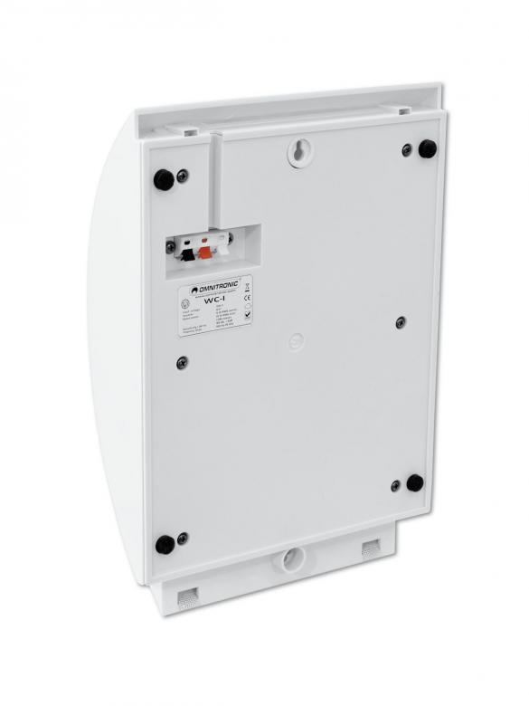 OMNITRONIC WC-1 100V-linjaan 6.5