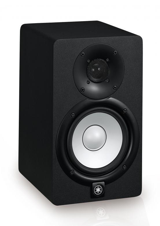 YAMAHA HS5 Biamp 2-tie aktiivikaiutin 70W musta Studio monitori 5