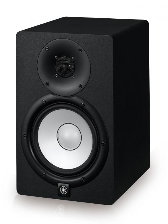 YAMAHA HS7 Biamp 2-tie aktiivikaiutin 95W musta Studiomonitori 6.5