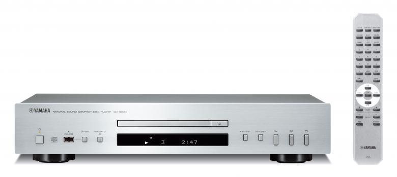 YAMAHA CD-S300 CD-soitin korkealaatuisel, discoland.fi