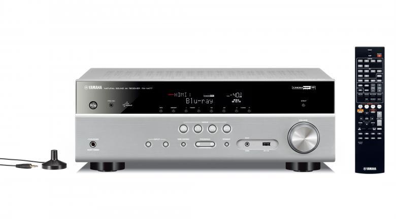 YAMAHA RX-V481 MusicCast vahvistin 5x 11, discoland.fi