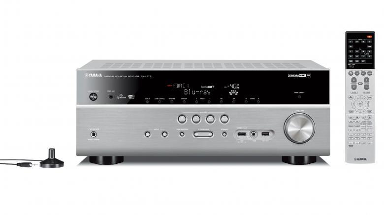 YAMAHA RX-V677 uutuus 7x 150W, AirPlay, , discoland.fi