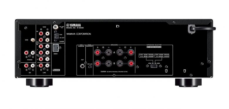 YAMAHA RS-500 Viritinvahvistin RMS 2x 75W. ToP-ART, Pure Direct, Rec-out valitsin, subwoofer uloslähtö, 40-aseman FM/AM muistipaikat. Audio IN/OUT 6/2. Täydelliseen musiikki nautintoon. ART base runko, minimoi kohinan sekä häiritsevän värinän äänestä. Yli 125 vuoden kokemus soitinvalmistuksesta on antanut Yamahalle sekä kyvyn että intohimon tuottaa hyvälaatuista ääntä. Tämä sama intohimo tavoitella mahdollisimman puhdasta ääntä on vaikuttanut myös Yamahan HiFi-laitteiden suunnitteluun. Huomaat sen joka sävelessä, ensimmäisestä viimeiseen. Väri musta.