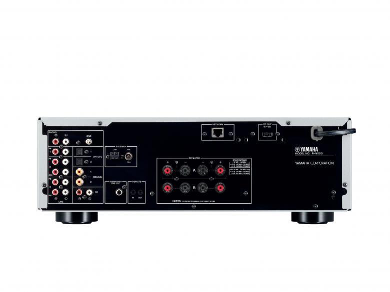 YAMAHA R-N500 Viritinvahvistin RMS 2x 80W. TOP-ART, Spotify Connect, AIRPLAY, NETRADIO, NP control sovellusohjaus, digitaaliset sisääntulot, Pure Direct, USB, Phono, 40-aseman FM/AM muistipaikat. Audio IN/OUT 10/2. Spotify Connect, AIRPLAY, NETRADIO, NP control sovellusohjaus, digitaaliset sisääntulot, Pure Direct, USB, Phono. R-N500 on korkean suorituskyvyn omaava viritinvahvistin, joka pystyy käsittelemään laajasti useita äänilähteitä mukaan lukien verkko audion (verkon yli MP3, WMA, MPEG4, AAC, WAV, FLAC), erinomaisella äänenlaadulla. R-N500 on mahdollista ohjata Yamahan NP ohjaus sovelluksella (iOs tai Android). Sisältää digitaaliset sisääntulot. Väri musta.
