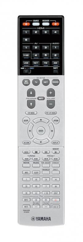 YAMAHA RX-S600 AV-viritinvahvistin 5x 95W, Airplay, MHL, HDMI 5in/1out, Ethernet, YPAO, Android/iOs sovellus, erikoismatala korkeus vain 11cm ja syvyyttä 32cm. Spotify Connect. RX-S600 on uudenlainen todella matala AV-viritinvahvistin. RX-S600 mallissa yhdistyvät loistava äänenlaatu sekä monipuolisimmat verkko-ominaisuudet kuten Spotify sekä Airplay. Uusin HDMI versio ( 5-sisään ) tukien 3D kuvaa sekä UHD 4K näyttöresoluutiota. Väri titan.