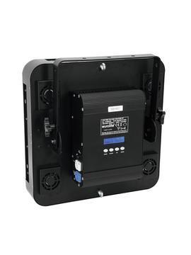 EUROLITE PRO LED PMC-25 COB Matrix-valoefekti 25x 10W TCL COB LEDiä, 25°, RDM-tuki, LED-toimintonäyttö ohjauspaneelilla laitteen takana, staattiset värit, RGB-värisekoitus, valkotasapaino säädettävissä, jokainen LED säädettävissä erikseen, sisäänrakennetut ohjelmat, strobessa välkkymisnopeus säädettävissä, himmennin säädettävissä, musiikkiohjaus, DMX-ohjaus tai stand-alone, master/slave.