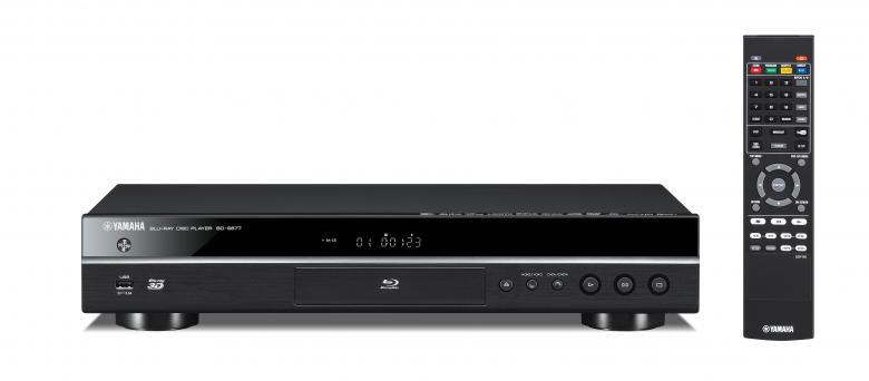 YAMAHA BD-S677 Blu-ray-soitin 3D-Ready, , discoland.fi