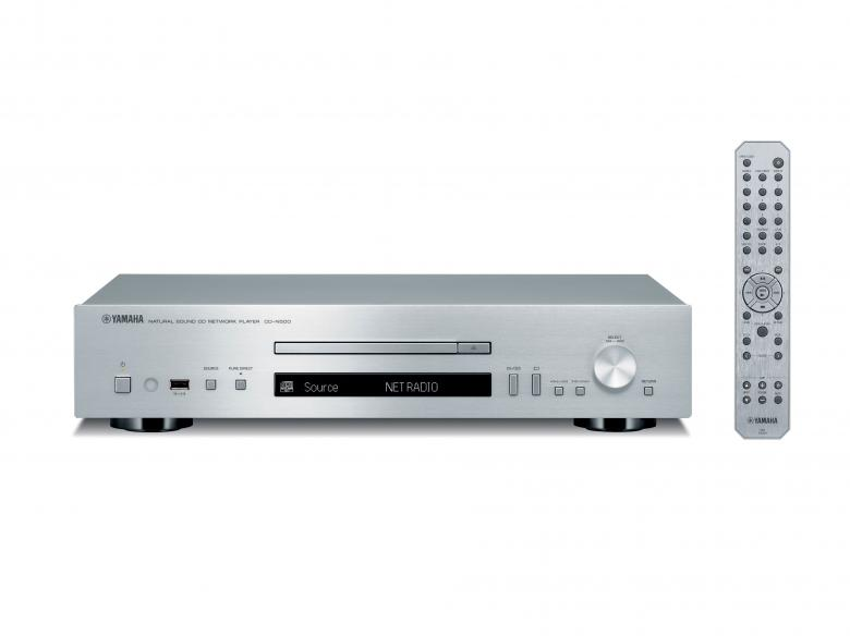 YAMAHA CD-N500 CD-verkkosoitin Apple/And, discoland.fi
