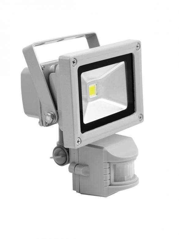 EUROLITE LED IP44 FL-10 MD 10W COB LED-u, discoland.fi