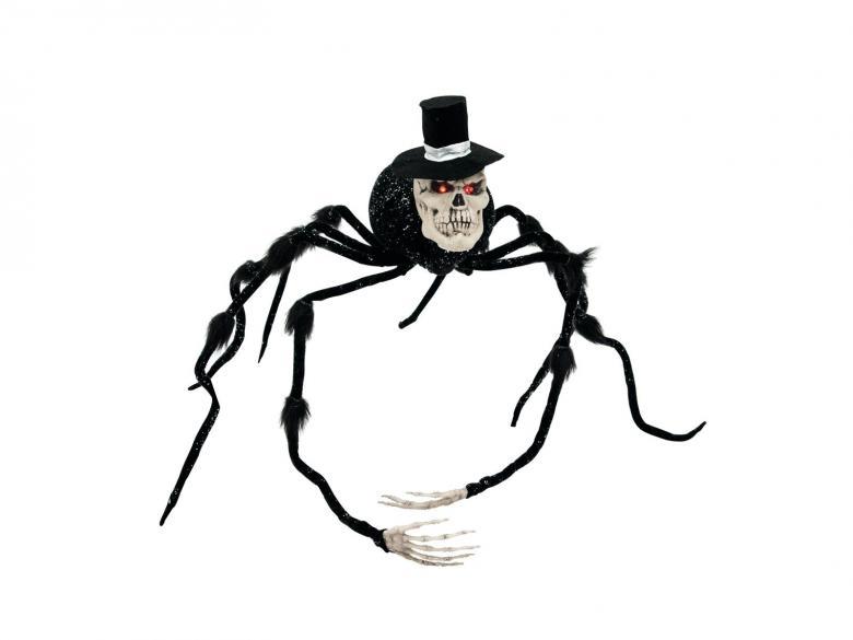 EUROPALMS Halloween hämähäkki sulhane, discoland.fi