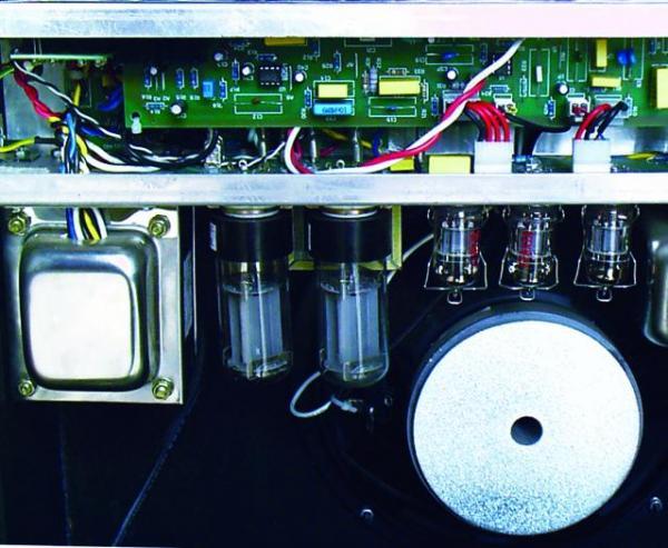 DIMAVERY TGA-30R E-guitar tube amp 30W