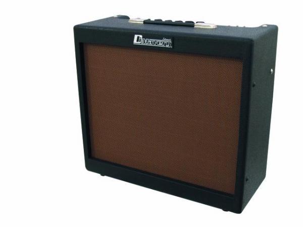 DIMAVERY TGA-30R E-guitar tube amp 30W, discoland.fi