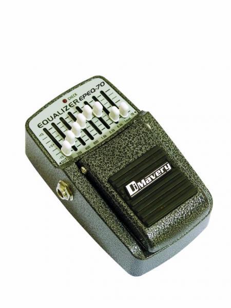 POISTO Dimavery EPEQ-70 Effect pedal, 7-, discoland.fi