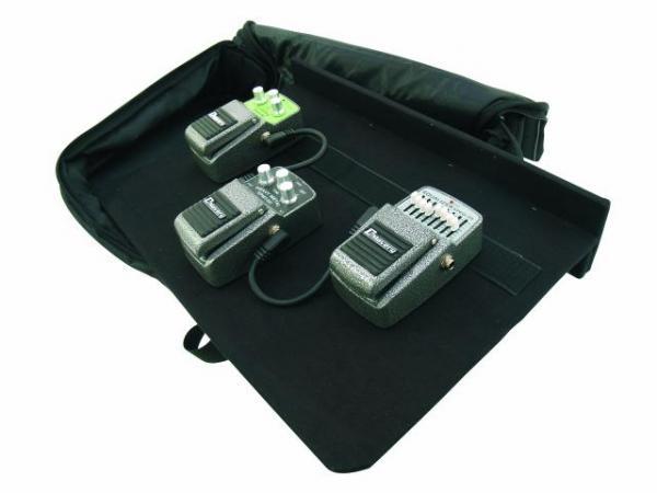 DIMAVERY EPD-10 Effect pedal bag, laukku efektipedaaleille
