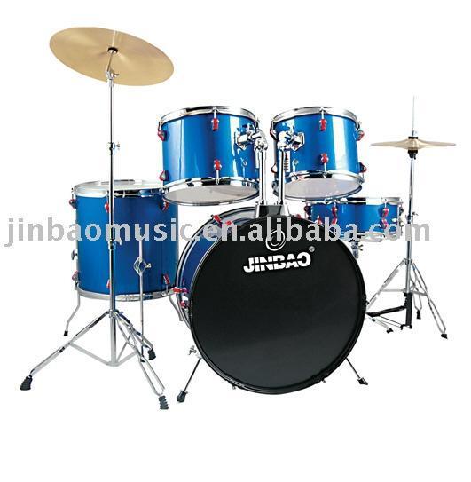 """JINBAO Poisto B-Stock!JBP0803 Korkealaatuinen Rumpusetti 5-osainen, <b>Valkoinen</b>, Rumpujakkara sekä Symbaalit Mukana, High-quality 5 Piece Drum Set White, 22""""x16"""" BD, 16""""x16"""" FT, 14""""x5,5"""" SD, 13""""x10"""" TT, 12""""x9"""" TT + Cymbals + Hardware + Drum throne"""