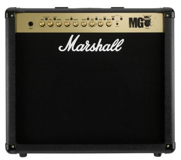 "MARSHALL MG101FX, 100W vahvistin, 12"" , discoland.fi"