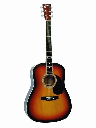 DIMAVERY DR-510 Dreadnought western kita, discoland.fi