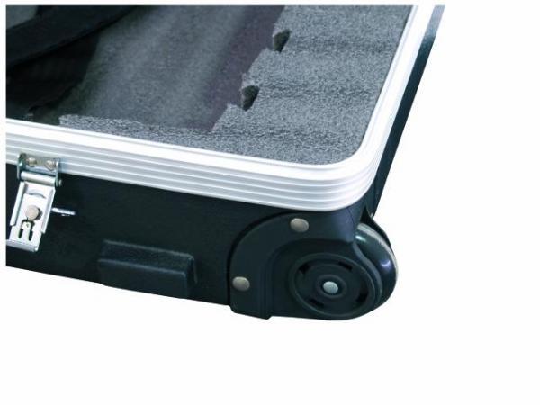 DIMAVERY ABS Hard-case for Keyboards, small, Kosketinsoitinlaukku