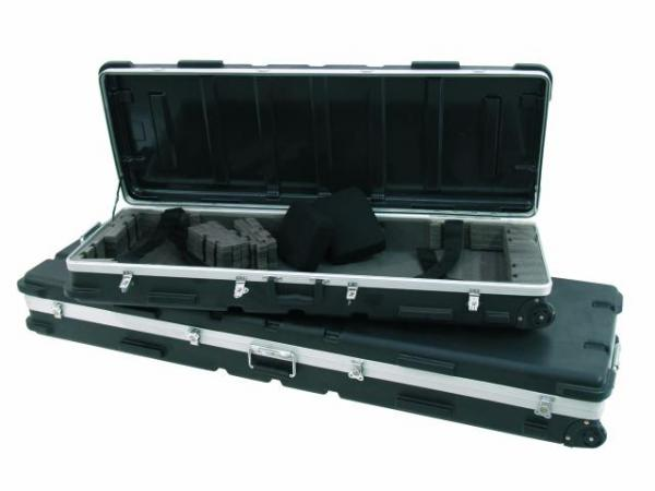 DIMAVERY ABS Hard-case for keyboards, big, Kosketinsoitinlaukku