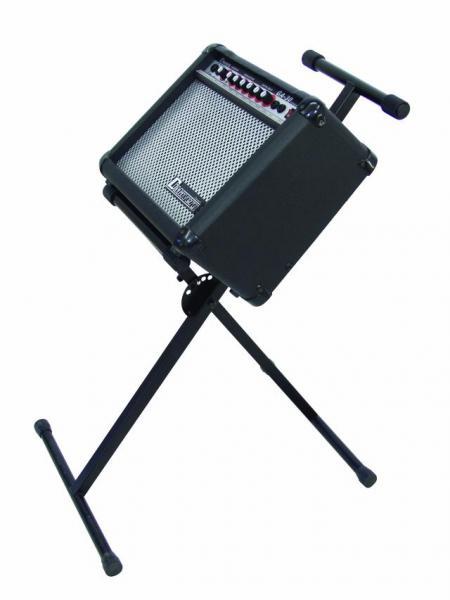 DIMAVERY AS-100 Vahvistinteline, soveltuu useille kitara komboille tms.