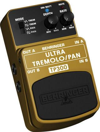 BEHRINGER ULTRA TREMOLO/PAN TP300, Class, discoland.fi