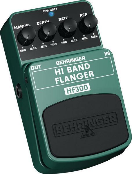 BEHRINGER HI BAND FLANGER HF300, Ultimat, discoland.fi