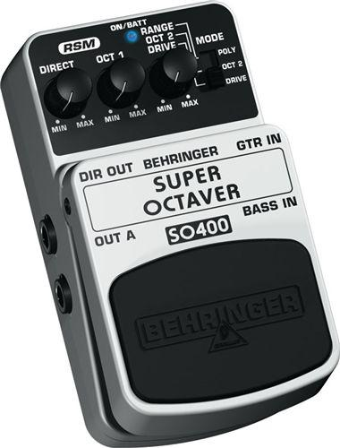 BEHRINGER SUPER OCTAVER SO400, Ultimate , discoland.fi