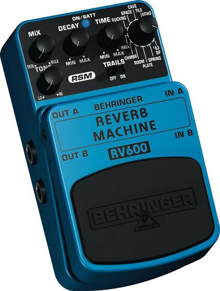 BEHRINGER REVERB MACHINE RV600, Ultimate, discoland.fi