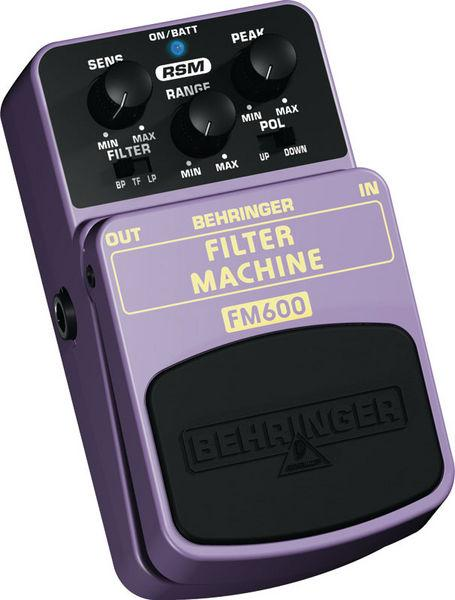 BEHRINGER FILTER MACHINE FM600, Ultimate, discoland.fi