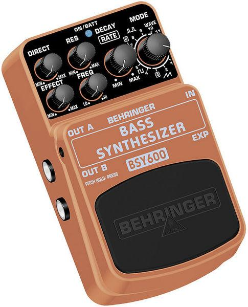 BEHRINGER BASS SYNTHESIZER BSY600, Ultim, discoland.fi