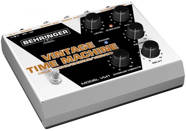 BEHRINGER VINTAGE TIME MACHINE VM1, Vint, discoland.fi