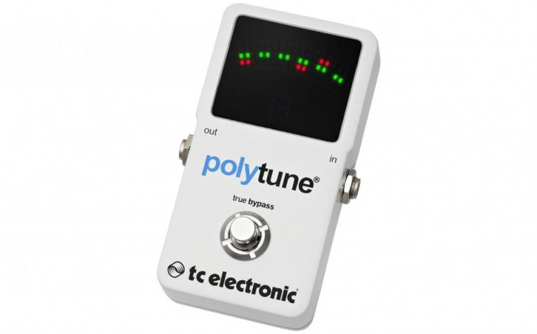 TCELECTRONIC PolyTune 2, Maailman ensimm, discoland.fi
