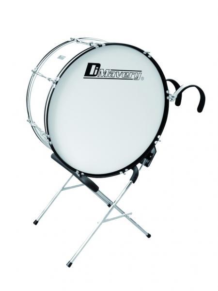DIMAVERY Bass Drum Stand, Teline marssirummulle