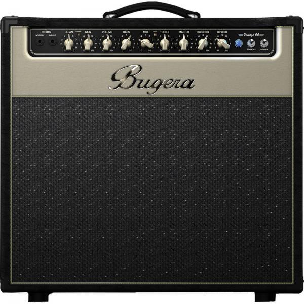 BUGERA Bugera V55 kitaraputkicombo, Bout, discoland.fi